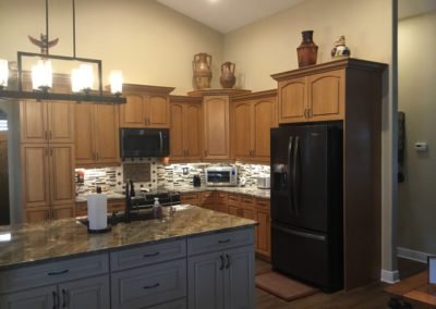 kitchen-masterbath-after-7 | Brian Flores Contractors | Sebastian Florida | Quality construction with reliable service